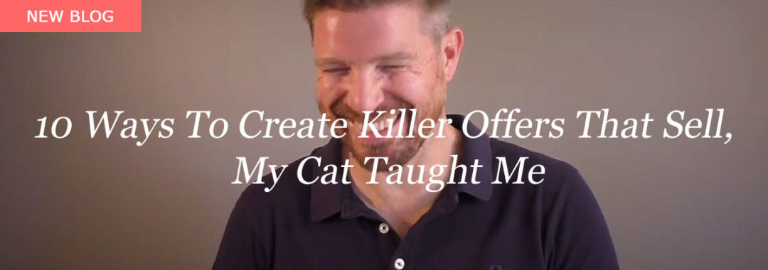 How to create killer offers that sell