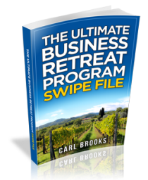 The Ultimate Business Retreat Program Swipe File