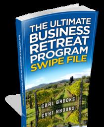 The Ultimate Business Retreat Program Swipe File